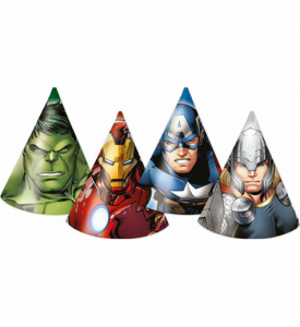 Avengers Partyhatt