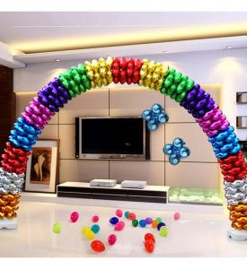 Ballongbåge Folieballonger