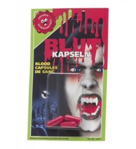 BLODKAPSLAR för munnen 3-pack
