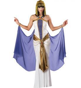 Uthyrning Kleopatra maskeraddräkt