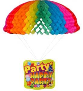Fallskärm Party Hängande Dekoration