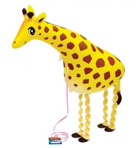Gående Giraff