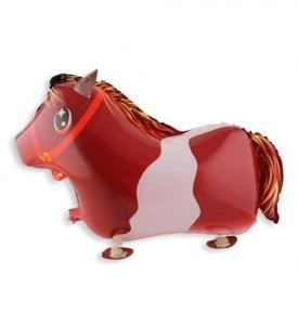 Gående Häst