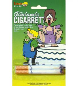 Glödande Cigarretter