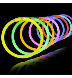 Glowsticks Armband