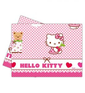 Hello Kitty Bordsduk 1,2 x 1,8m