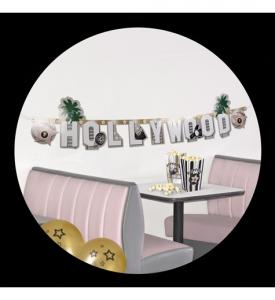 Hollywood Banner 135cm