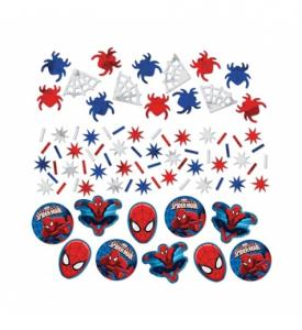 Konfetti Spiderman Storpack
