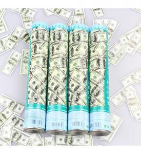 Konfetti spruta Dollar