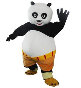 Kung-Fu Panda Maskeraddräkt
