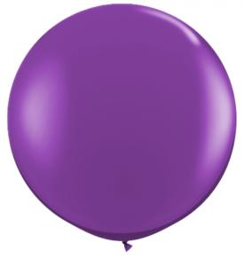Latex Ballong 30 tum Lila