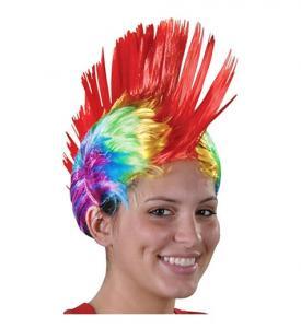 Punk Mohawk peruk