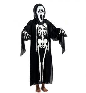 Skelett Dräkt Barn