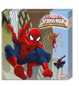 Spiderman Servett 20st