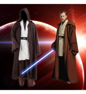 Uthyrning Star Wars Jedi Knight Obi Wan M-L