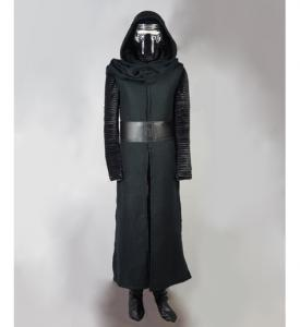 Uthyrning Star Wars KyloRen Cosplay maskerddräkt M-L