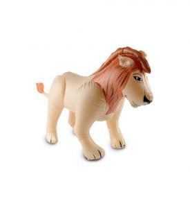 Uppblåsbar Lejon