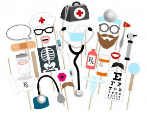 sjukhus doktor PhotoBooth