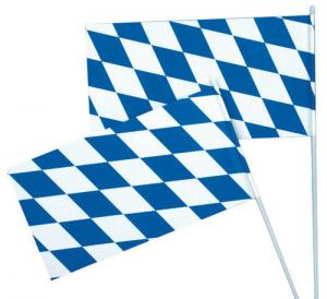 pappersflagga Oktoberfest