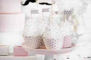 Cupcake Muffinsform Söt Mix
