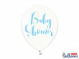 Latexballonger Babyshower Ljusblå 30cm