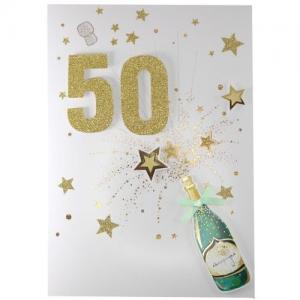 Handgjorda A4 Sparkel 50år
