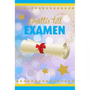 HANDGJ. EXAMEN 'Grattis till EXAMEN'