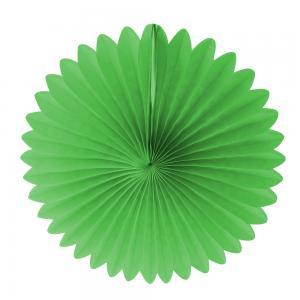 Papperssolfjäder grön