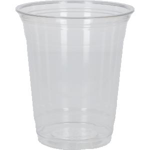 Plastglas 400ml 50st