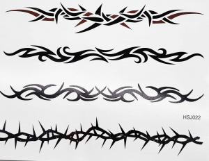 Tatuering klassisk tribal 2