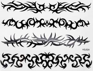 Tatuering klassisk tribal