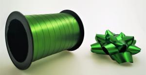 Rosetter med presentband Matt 5-pack Grön