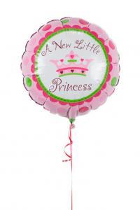 A new little princess heliumballong