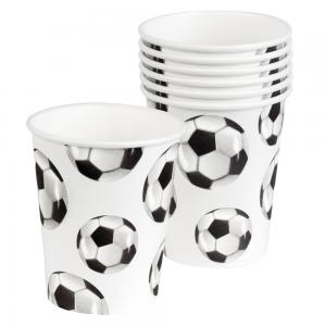 Fotbolls Muggar 6st