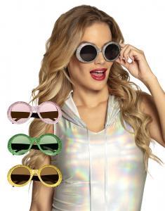 Glasögon Jackie glitter