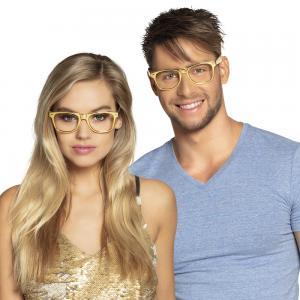 Glasögon 3-pack i guld