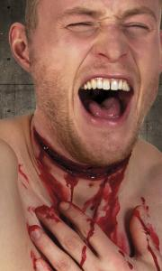 Latex Sår hals