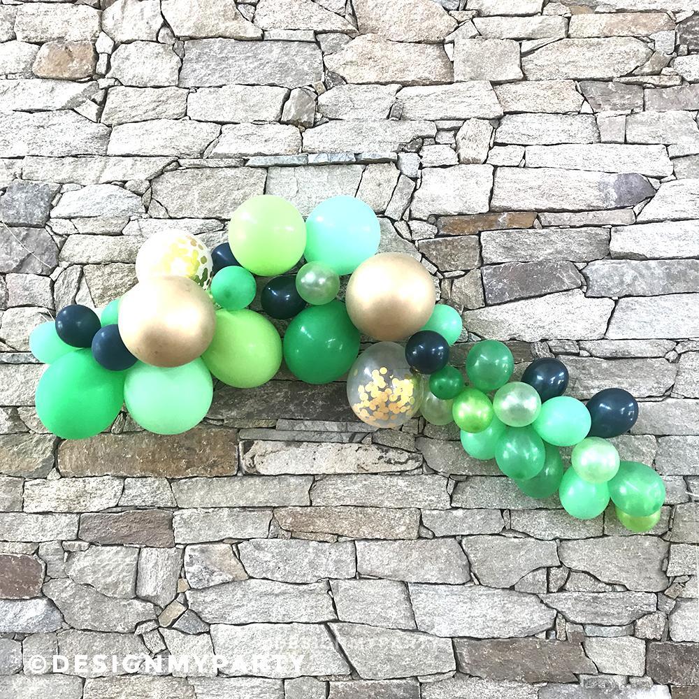 Organisk Ballongbåge DIY