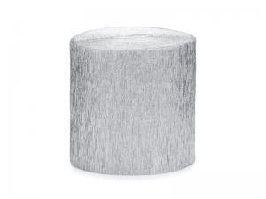 Backdrop Streamers Silver 10m