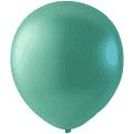 Mini Latex ballonger Pärlemor Ljusgrön
