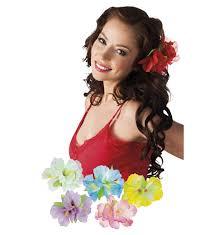 Hawaii blomma Hårspänne osorterad