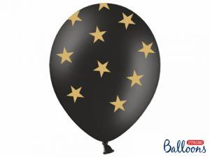 Ballonger med stjärnor