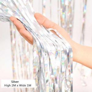 glitter draperi prisma