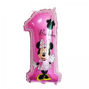 Mimmi Disney Heliumballong 1år