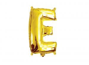 Liten Bokstavsballong E