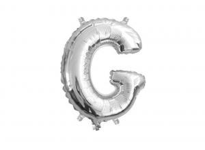 Liten Bokstavsballong G