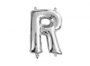 Liten Bokstavsballong R