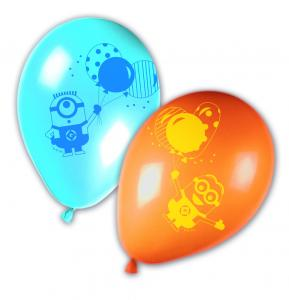 Minions Latex ballonger