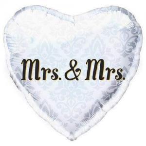 mrs & mrs heliumballong