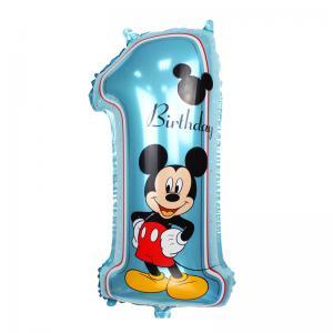 Musse Disney Heliumballong 1år